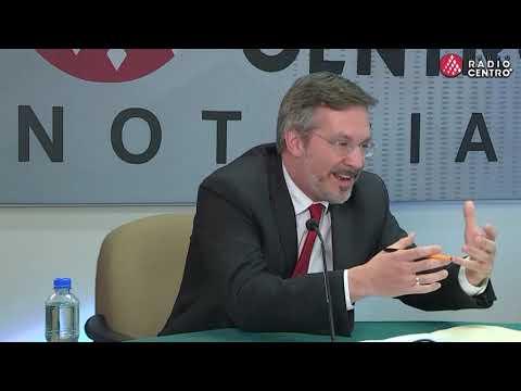 Hernán Gómez y John Ackerman debaten sobre la crisis política en Venezuela.