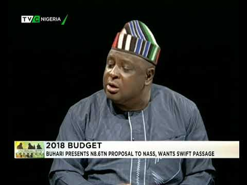 Journalists' Hangout Nov. 8th | Buhari presents N8.6tr budget to NASS
