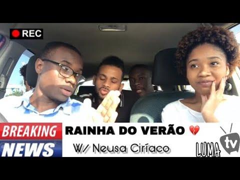 Conversas na Via 🚙🤳🏽 com Neusa Ciríaco 🇲🇿