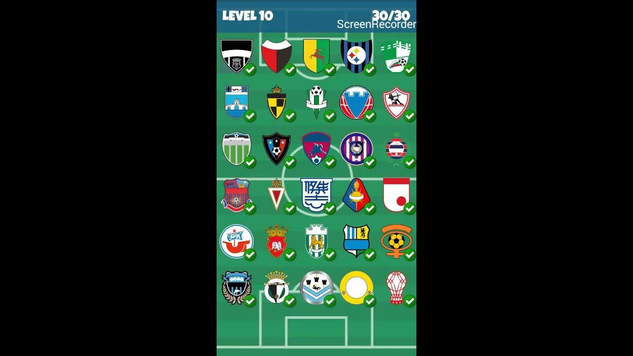 Connu Football Clubs Logo Quiz - Level 10 - YouTube UV58