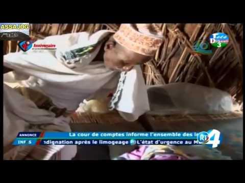 Djibouti: Telefilm Afar
