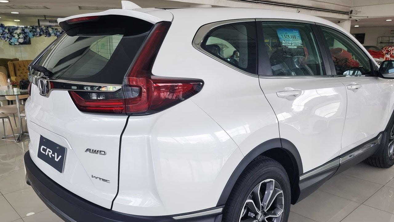 Honda CR-V 2.4 ES 4WD CVT 5 Seats 2021