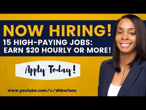 15 High-Paying Online Jobs From Home: Earn Up To $20+/hr, Now Hiring!