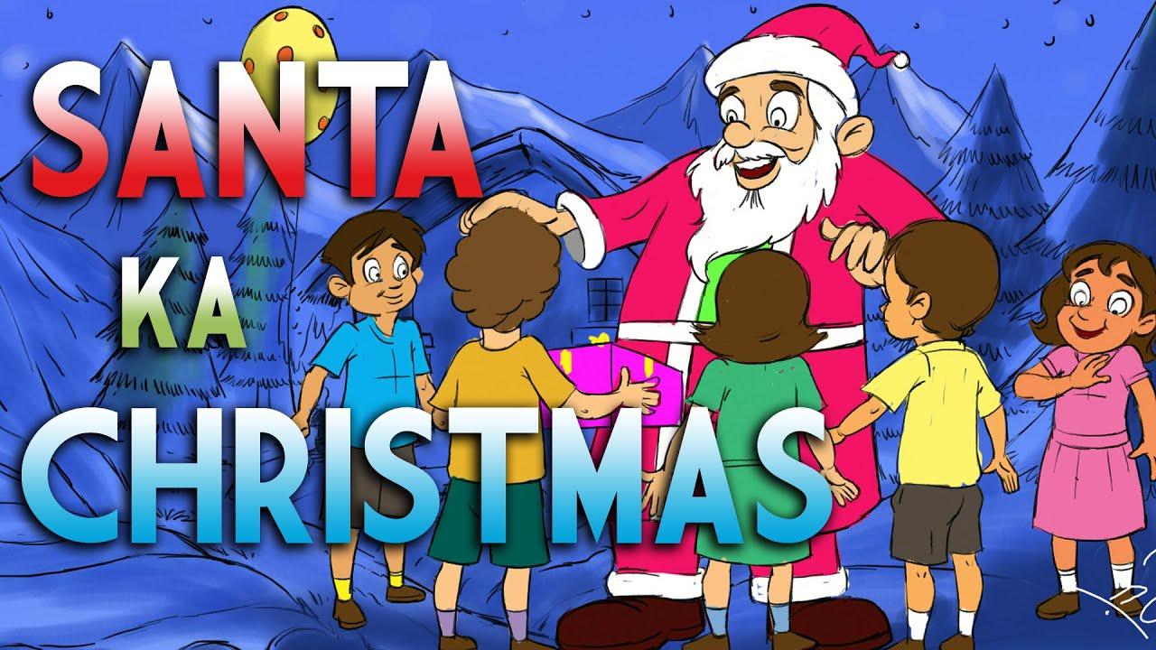 santa ka christmas kilkariyan hindi stories for kids bedtime