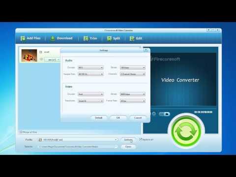 Convert MOD Video To AVI,MP4,MKV,YOUTUBE VIDEO WITH Free Mod Video Converter
