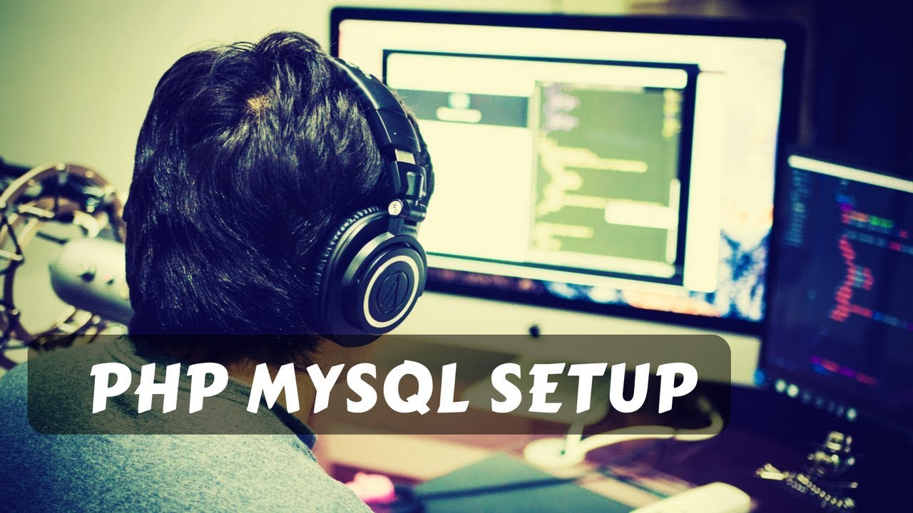 Php Mysql near perfect setup for web development - Atom IDE