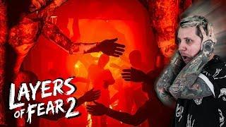 LAYERS OF FEAR 2 #6 - JAK SIEDEM! - WarGra