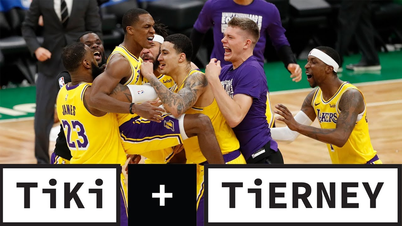 The Lakers Are Ready | Tiki + Tierney