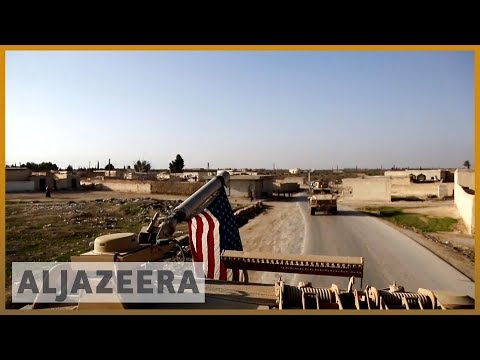 🇺🇸 🇸🇾 US ends Syria stabilisation plan worth more than $200m