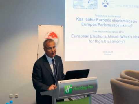 Enrico Combatto Kas laukia Europos po Europos Parlamento rinkimų