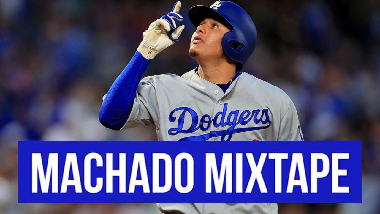 The Machado Mixtape