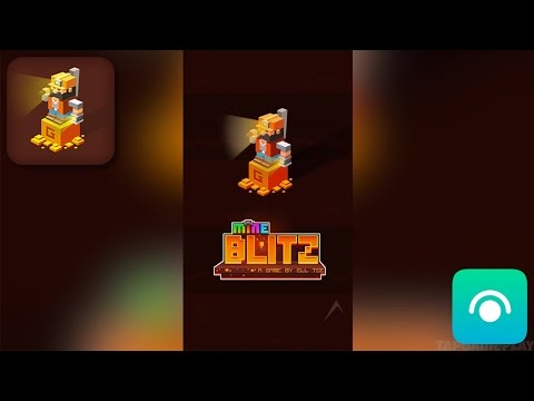 Mine Blitz - Gameplay Trailer (iOS, Android)