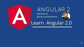 Understanding Angular 2.0 RC2