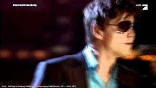 A-ha - Nothing Is Keeping You Here - Turmspringen Total Munich, 200...
