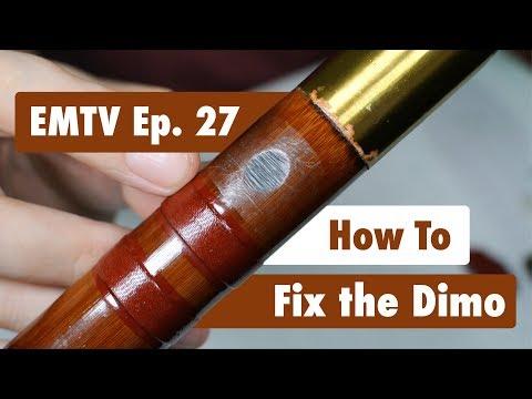 EMTV Episode 27: How to Fix Dimo (Flute Membrane)