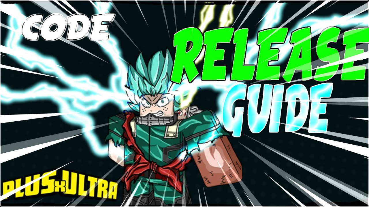 Roblox Plus Ultra 2 Codes July 2020