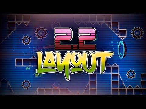 "2.2 Layout ""Dual Disco"" - Geometry Dash [2.2 beta]"