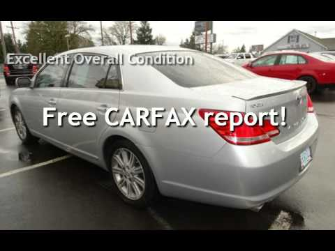 2007 Toyota Avalon Limited ONE OWNER LOCAL CAR for sale in Milwaukie, OR
