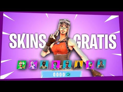 *¡NUEVO BUG!* Como Conseguir TODAS Las Skins GRATIS En Fortnite 2020!