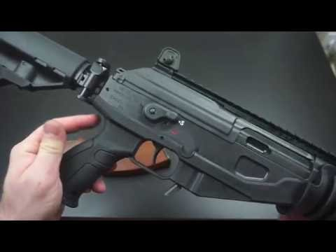 IWI Israeli Galil ACE SAR 7.62x.39 Rifle Initial Review (What's Better than an AK-47?)