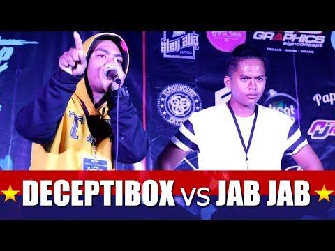 Philippine Beatbox Battle   DECEPTIBOX vs JAB JAB   Top 16