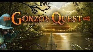 Слот игра Gonzo's Quest(, 2013-04-17T16:02:53.000Z)