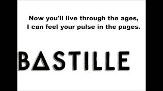Poet - Bastille Lyrics