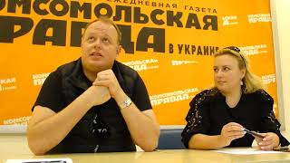 Хор Agia Demetra (дирижер Любовь Онищенко и солист Андрей Гонюков )- часть 2
