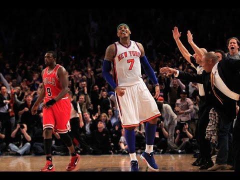 NBA 04 08 2012 Chicago Bulls @ New York Knicks