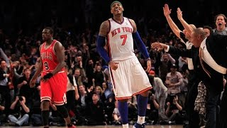 NBA 04 08 2012 Chicago Bulls @ New York Knicks