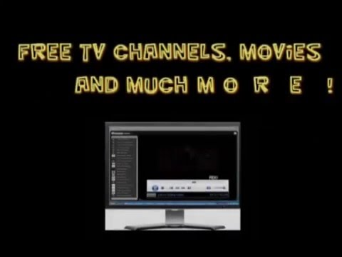 FREE ONLINE TV AND MOVIES!  100% legal