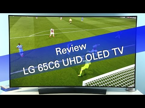LG OLED65C6 C6 UHD OLED TV review - YouTube