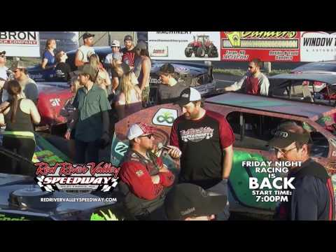 Red River Valley Speedway 2016 Commercial