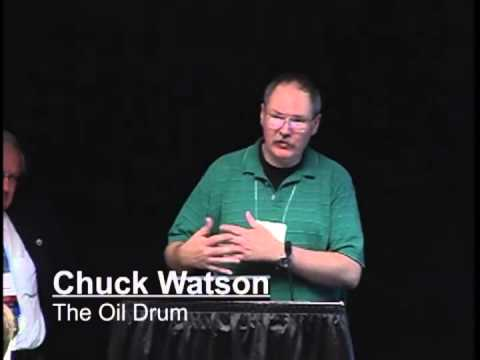 2008 Peak Oil Conference - Analyses from the Oil Drum - Part 1