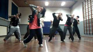 Down on me (Choreography by Mariam Ouhbib)