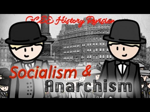 1880s: The Rise of Socialism & Anarchism (& Bloody Sunday, 1887)