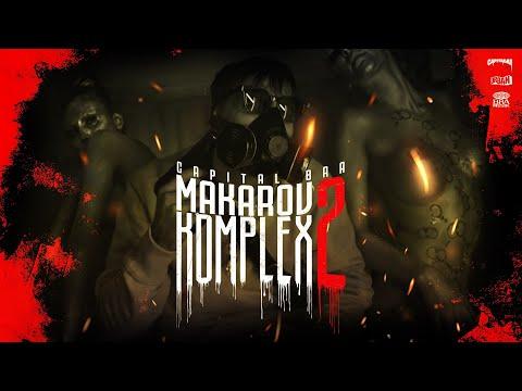Смотреть клип Capital Bra - Makarov Komplex Ii