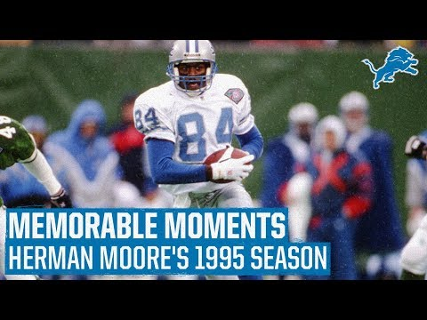 Ron And JP - Former NFL WR Herman Moore Joins The Show!!