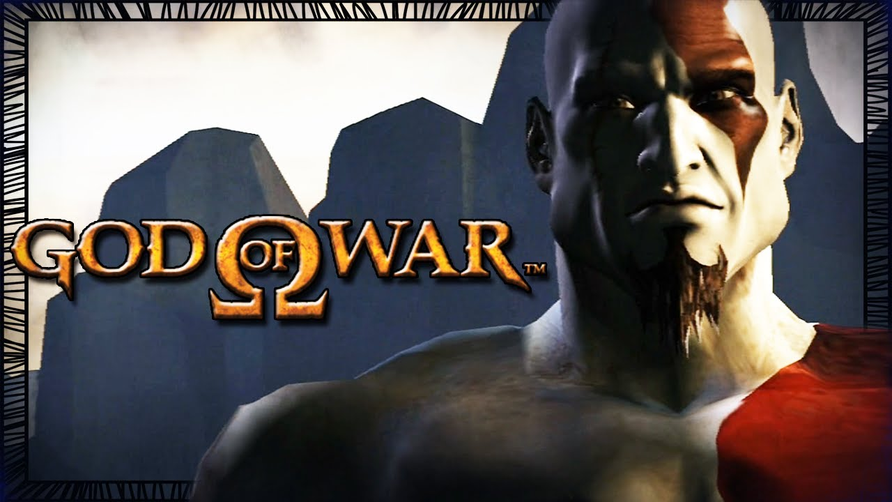 God Of War 1 Kratos 01