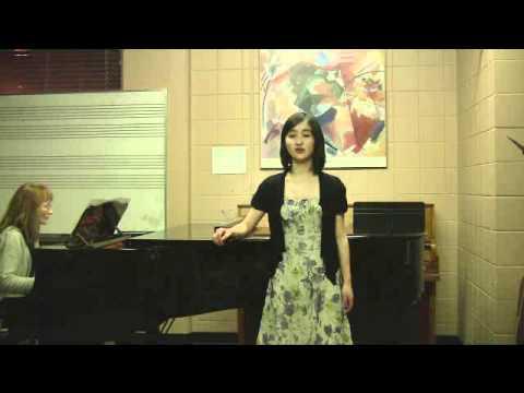 HL Vocal Amy Xu