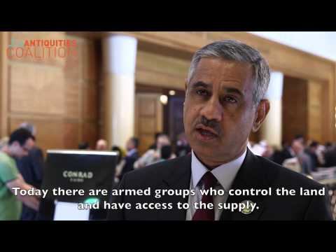 Culture Under Threat: Terrorism and Profiteering - Iraqi Minister of Tourism and Antiquities