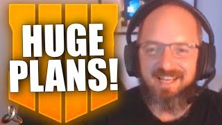 TREYARCH SPEAKS! Big Changes & Plans for Black Ops 4 Revealed... (DLC, Content, Map Count, & More)
