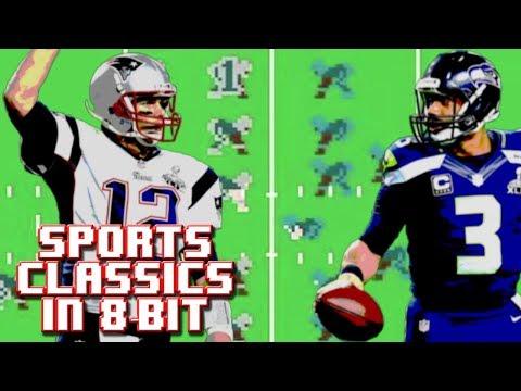Sports Classics in 8 Bit Presents