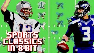 Sports Classics in 8 Bit Presents
