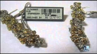 La crisi travolge anche il lusso: all'asta 240mila euro di gioielli