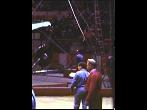 Ringling Bros. Circus - New York City - 1968