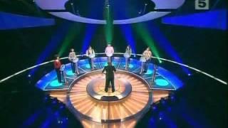 Слабое Звено (29/06/2008) Россия | Weakest Link Russia