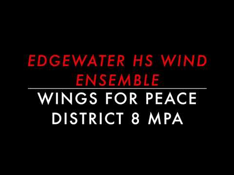 Wings for Peace- Edgewater High School