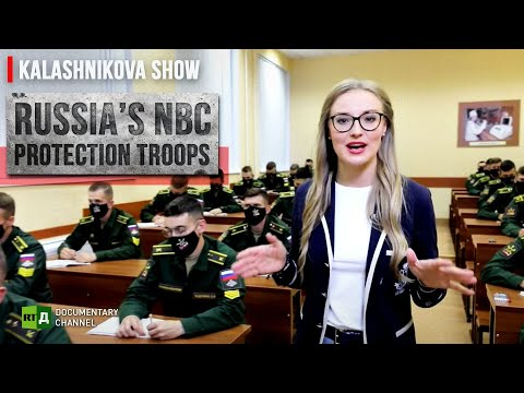 Russia's NBC Protection Troops   The Kalashnikova Show. Episode 29