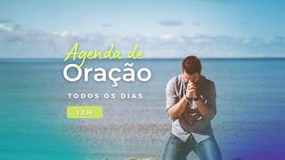 AGENDA DE ORAÇÃO 12H